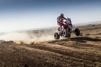 #101 Sonik Team Yamaha: Rafal Sonik