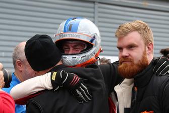 Il vincitore Ingvar Mattson, Scuderia Autoropa