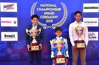 Shahan Ali Mohsin, Ishaan Madesh and Debarun Banerjee