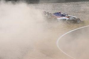 Zdenek Chovanec, Charouz Racing System runs over the gravel