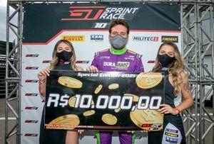Sergio Ramalho celebra prêmio na GTSR