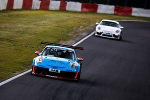 #80 Porsche 911 GT3 Cup: Hans Wehrmann, Ulrich Berg, Alexander Mies
