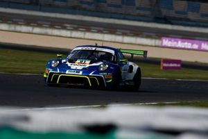#91 Team Joos Sportwagentechnik Porsche 911 GT3 R: Jannes Fittje, David Jahn