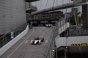 Pascal Wehrlein, Tag Heuer Porsche, Porsche 99X Electric, Sergio Sette Camara, Dragon Penske Autosport, Penske EV-5