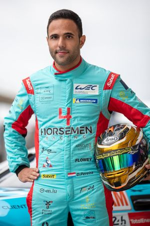 Dylan Pereira, #33 TF Sport Aston Martin Vantage AMR LMGTE Am