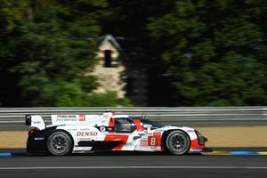 #8 Toyota Gazoo Racing Toyota GR010 - Hybrid Hypercar of Sébastien Buemi, Kazuki Nakajima, Brendon Hartley