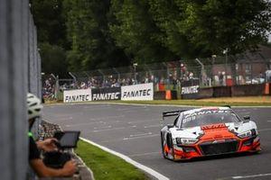1. #32 Team WRT Audi R8 LMS GT3: Charles Weerts, Dries Vanthoor