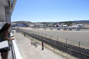 Renn-Action beim Mazda MX-5 Cup auf dem Laguna Seca Raceway