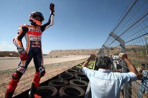 Segundo lugar Marc Márquez, Repsol Honda Team MotoGP