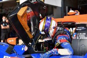 Julien Canal, #65 Panis Racing Oreca 07 - Gibson LMP2