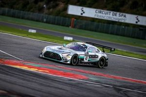 #40 SPS automotive performance Mercedes-AMG GT3: Jordan Love, Miklas Born, Yannick Mettler