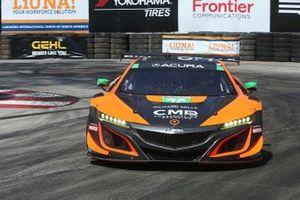 #76: Compass Racing Acura NSX GT3, GTD: Matt McMuray, Mario Farnbacher