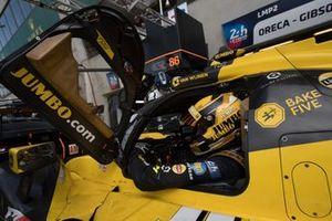 #29 Racing Team Nederland Oreca 07 - Gibson LMP2, Frits Van Eerd