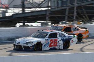 Colin Garrett, Sam Hunt Racing, Toyota Supra Mohawk Matt