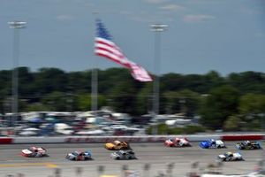Austin Wayne Self, AM Racing, Chevrolet Silverado AM Technical Solutions/GO TEXAN