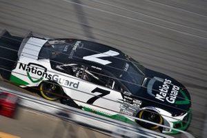 Josh Berry, Spire Motorsports, Chevrolet Camaro Nations Guard