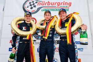 #685 Renault Clio Cup: Marc Wylach, Gerrit Holthaus, Michael Bohrer