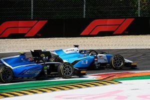 Richard Verschoor, MP Motorsport, Felipe Drugovich, Uni-Virtuosi