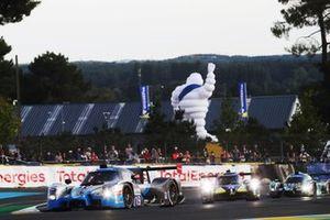 #19 Cool Racing Ligier JS P320 - Nissan: Niklas Krütten, Mathieu De Barbuat