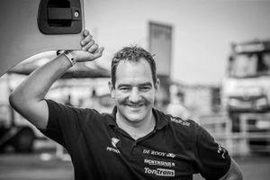 #507 Team De Rooy, IVECO : Ton Van Genugten