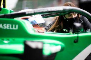 Mariella Bailey, directora del equipo Veloce Racing