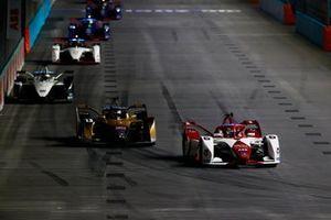 Joel Eriksson, Dragon Penske Autosport, Penske EV-5, Antonio Felix Da Costa, DS Techeetah, DS E-Tense FE21, Edoardo Mortara, Venturi Racing, Silver Arrow 02