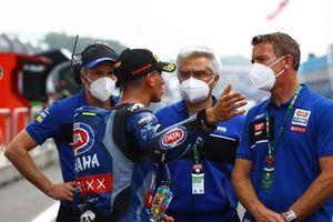 Paul Denning, Andrea Locatelli, PATA Yamaha WorldSBK Team