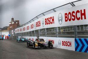 Antonio Felix Da Costa, DS Techeetah, DS E-Tense FE21, Sam Bird, Jaguar Racing, Jaguar I-TYPE 5