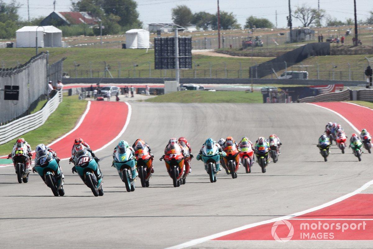 "For Pol Espargaró, Moto3 ""too sluggish"" causes accidents"
