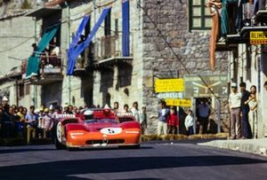 Vaccarella Targa Florio 1971 Alfa Romeo