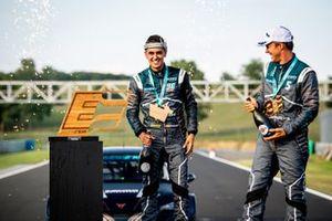 Mikel Azcona, Mattias Ekström, Zengő Motorsport X CUPRA