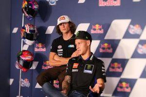 Joe Roberts, Italtrans Racing Team, Fabio Quartararo, Yamaha Factory Racing