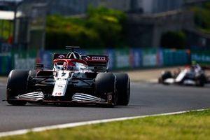 Kimi Raikkonen, Alfa Romeo Racing C41