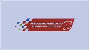 Logo del Circuito internacional Pertamina Mandalika