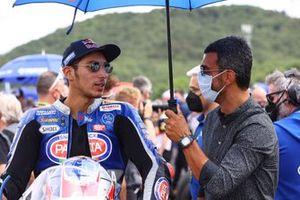 Toprak Razgatlioglu, PATA Yamaha WorldSBK Team, Kenan Sofuoglu