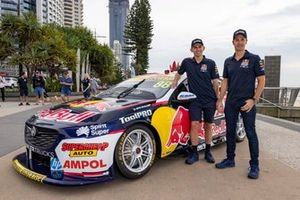 Broc Feeney and Jamie Whincup, Triple Eight Race Engineering