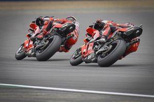 Francesco Bagnaia, Ducati Team, Jack Miller, Ducati Team