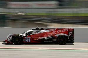 #41 Team WRT Oreca 07 - Gibson LMP2, Robert Kubica, Louis Deletraz, Yifei Ye