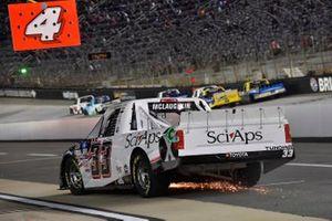 CJ McLaughlin, Reaume Brothers Racing, Toyota Tundra