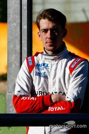 Grégoire Demoustier, Sébastien Loeb Racing