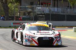 Christopher Mies, Geoff Emery JAMEC PEM Racing Audi R8 LMS