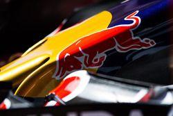 L'aileron avant de la Scuderia Toro Rosso STR11