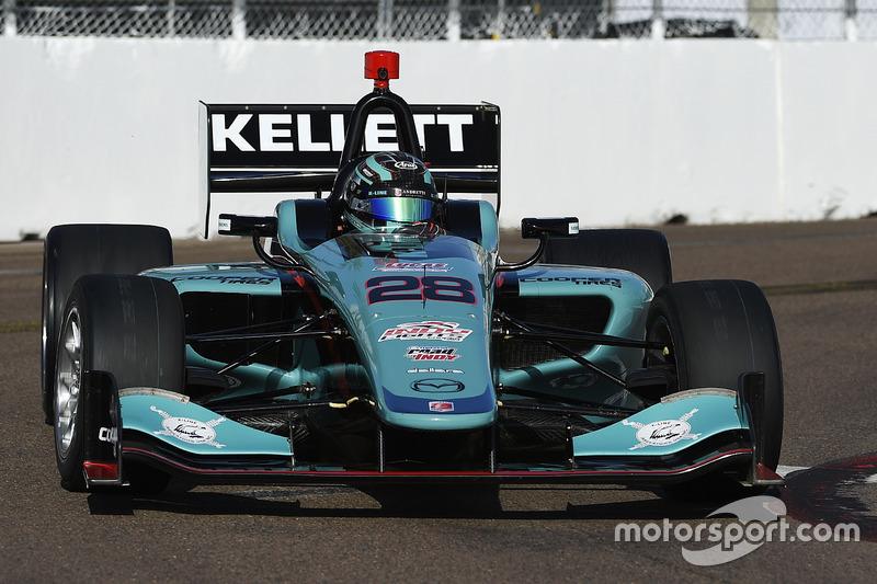Далтон Келлетт, Andretti Autosport