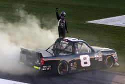 Race winner John Hunter Nemechek, NEMCO Motorsports