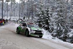 Esapekka Lappi, Janne Ferm, Skoda Motorsport, Skoda Fabia R5