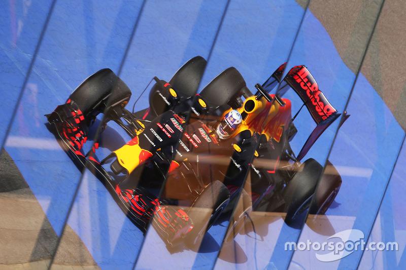 2. Daniel Ricciardo, Red Bull Racing RB12