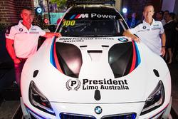 Steve Richards, Max Twigg, BMW Team SRM