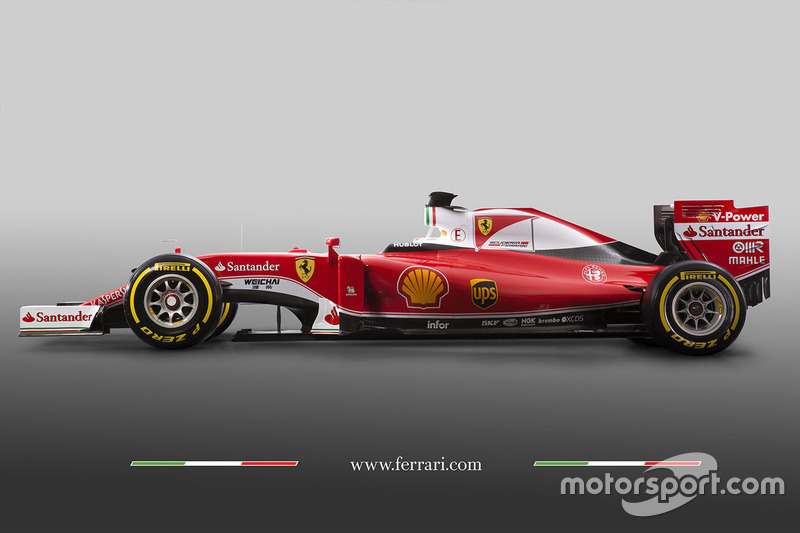 Ferrari SF-16H