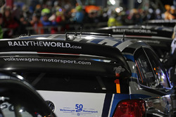 Volkswagen Polo WRC, Volkswagen Motorsport, деталь