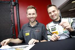 Марко Зеефрид и Рене Раст, #44 Magnus Racing Audi R8 LMS